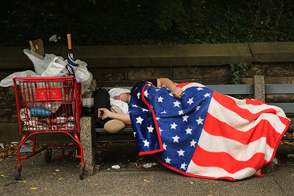 Homeless People of America