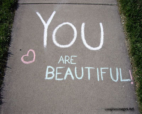 You Are Beautiful Images