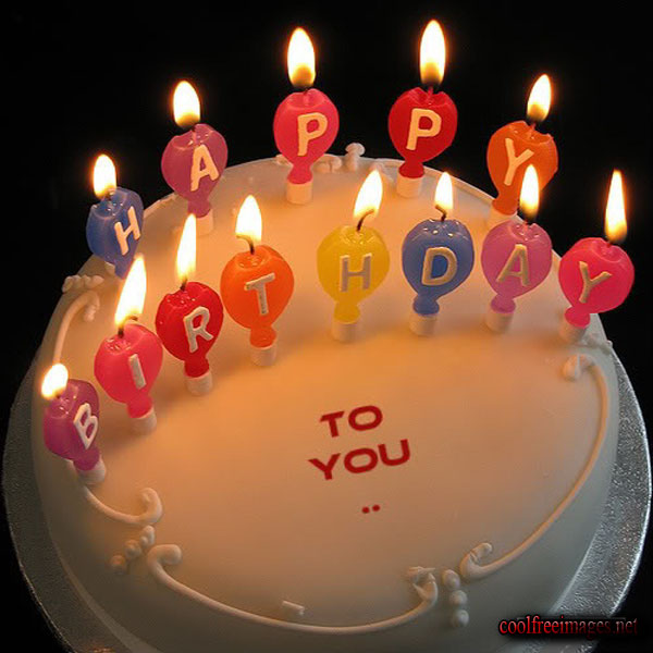 Free Facebook Orkut and My Space Happy Birthday Graphics Glitters