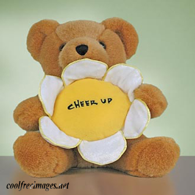 Cheer Up Bear