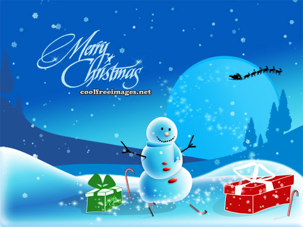 Online Free Happy Christmas Pictures