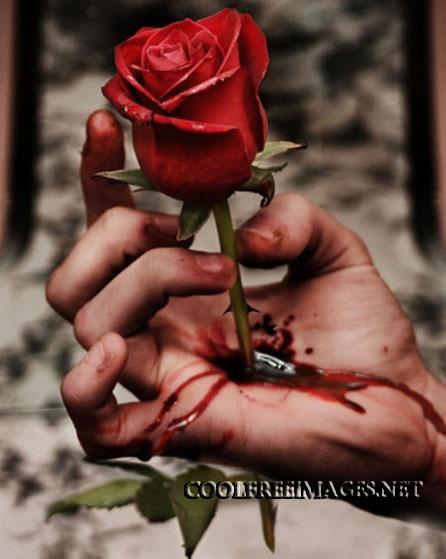 Free Dark & Gothic Valentine's Day Pictures