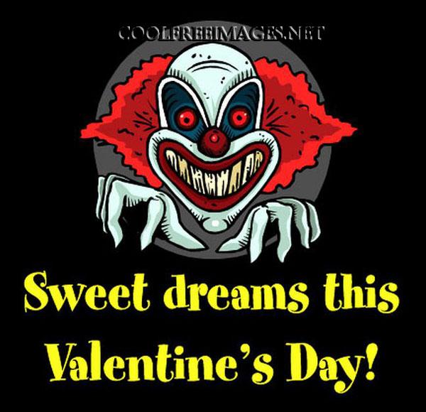 Best Dark & Gothic Valentine's Day Images
