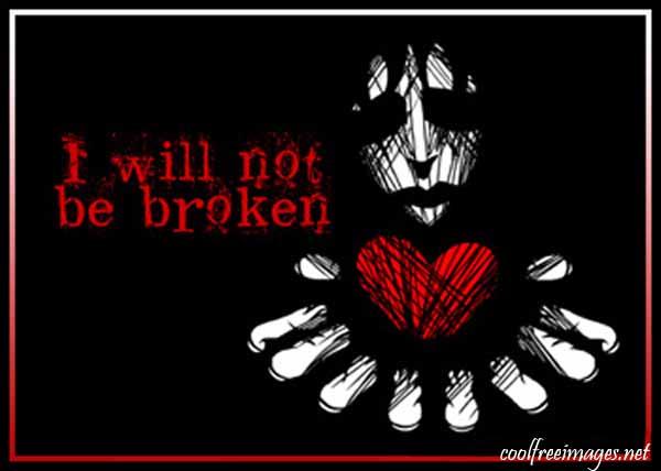 Emo - I Will Not Be Broken