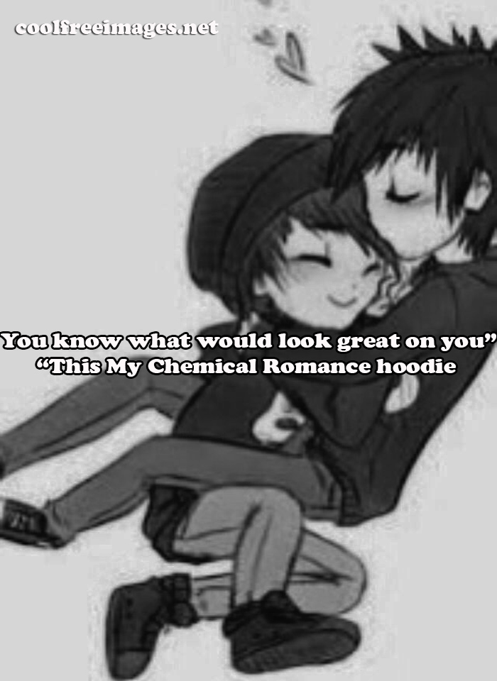 Best Emo PickUp Lines Pictures