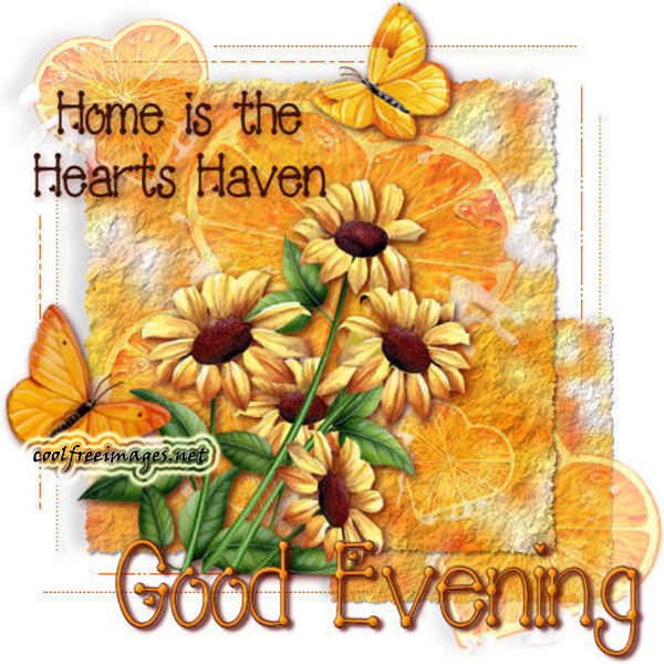 Best Good Evening Graphics