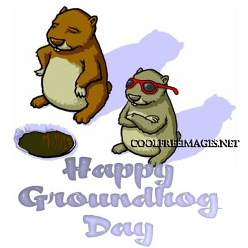 Best Groundhog Day Graphics