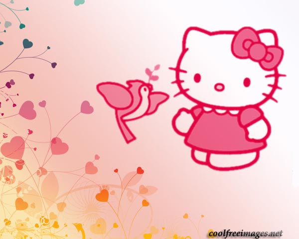 Online Hello Kitty Images