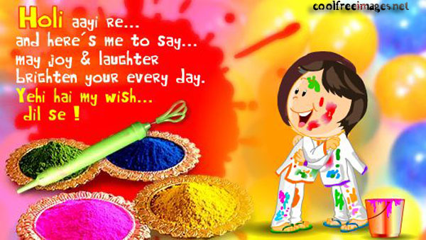 Best Free Holi Graphics