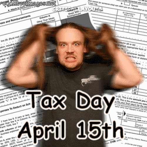 Best Free Tax Day Graphics